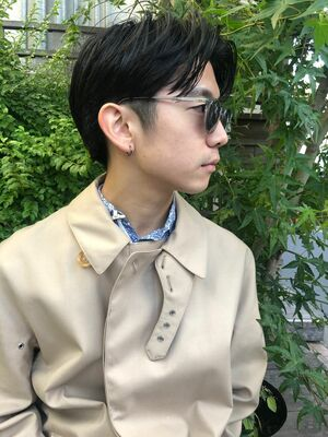 『assort tokyo』ナチュラルニュアンスセンターパート 表参道駅徒歩15分外苑前徒歩3分