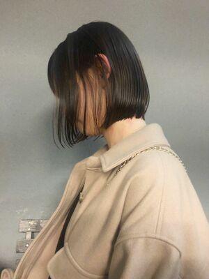 『assort tokyo 』乾かせばまとまるフィットボブ 表参道駅徒歩15分外苑前徒歩3分