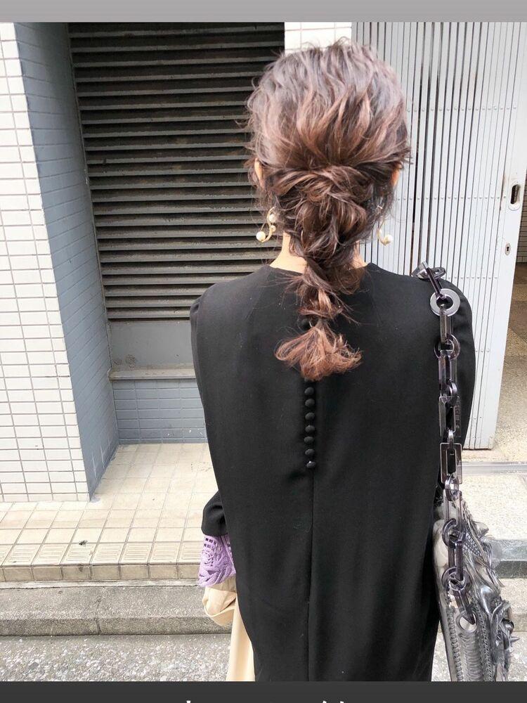 ゆるふわ編み下ろし*