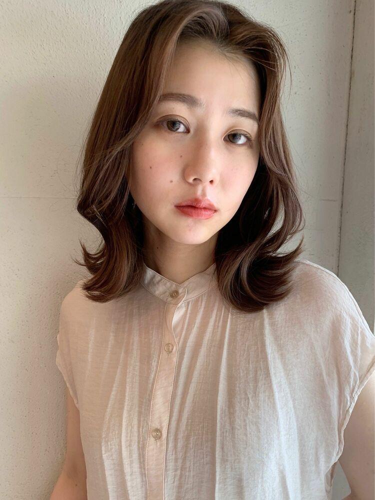 韓国風 くびれミディ