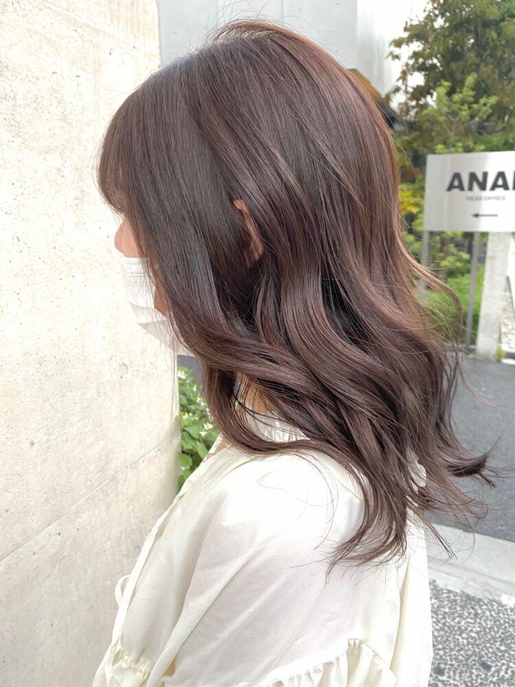秋のトレンドカラー◎ピンクブラウン♡