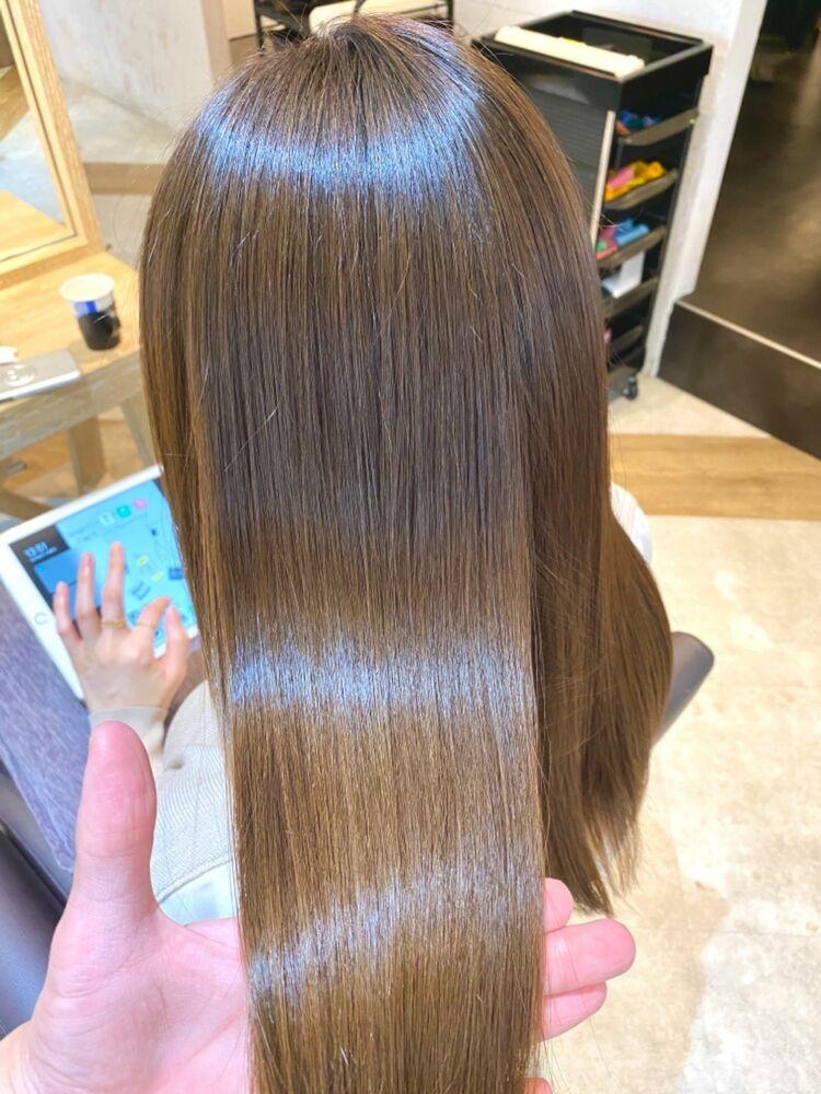 髪質改善 Zina CENTRAL石井