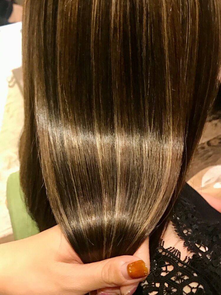 大人気!✨髪質改善のナナナナストレートトリートメント🌿✨✨