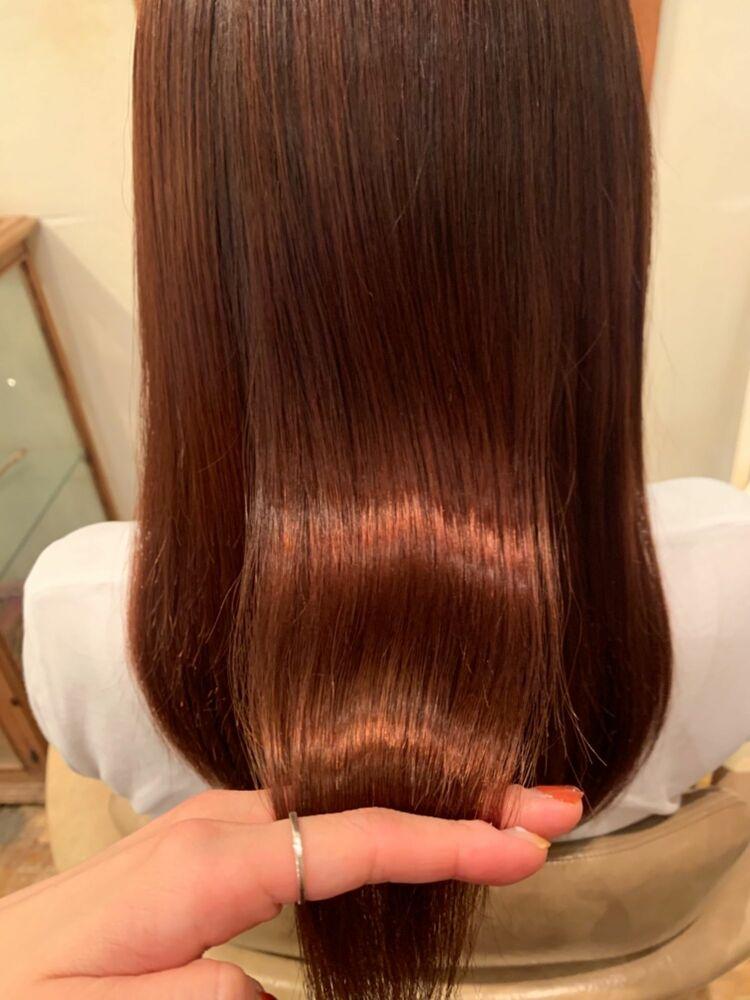 大人気!✨髪質改善のナナナナストレートトリートメント🌿✨