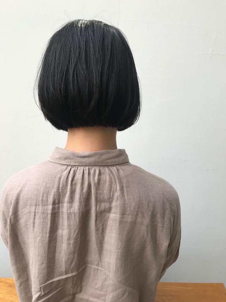『 KOCHAB 』乾かすだけでまとまるボブ[名古屋/本山/栄/久屋/渋谷]