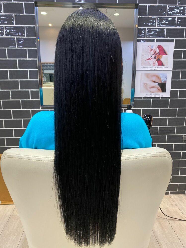 [四条河原町]髪質改善トリートメントカラー