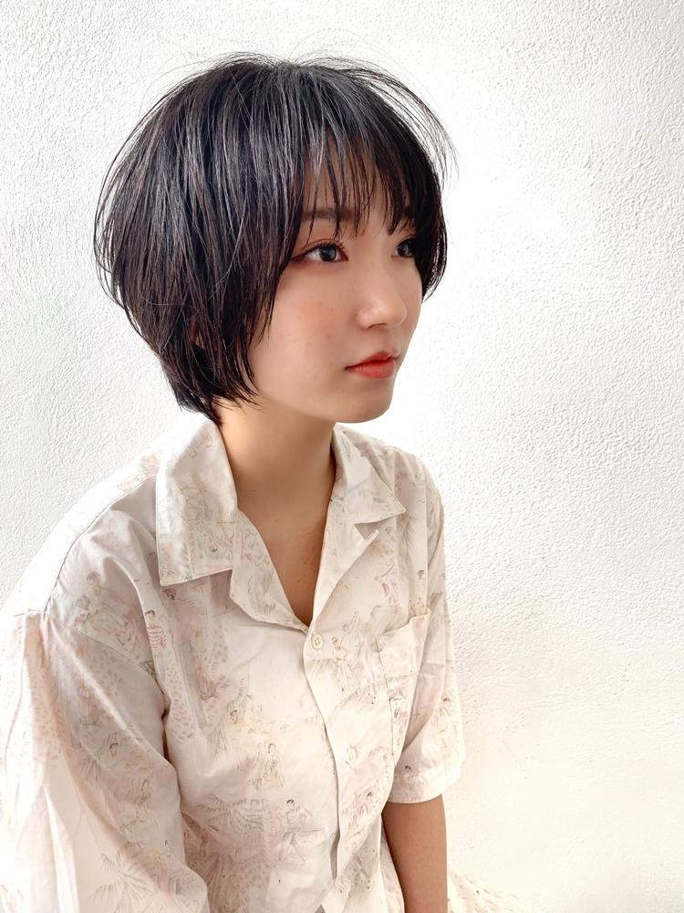 ⦅vicca'ekolu高松⦆⦅ショートボブ×黒髪⦆、明治神宮前駅徒歩5分