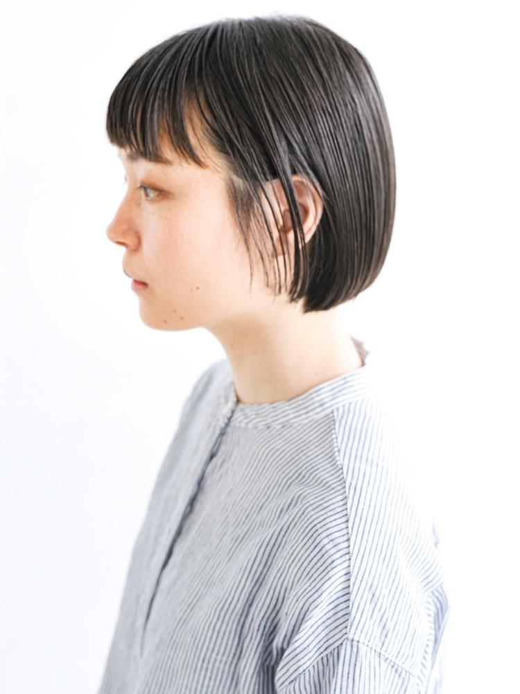 ⦅vicca'ekolu高松⦆⦅ミニボブ×赤みを消したダークグレージュ⦆、明治神宮前駅徒歩5分