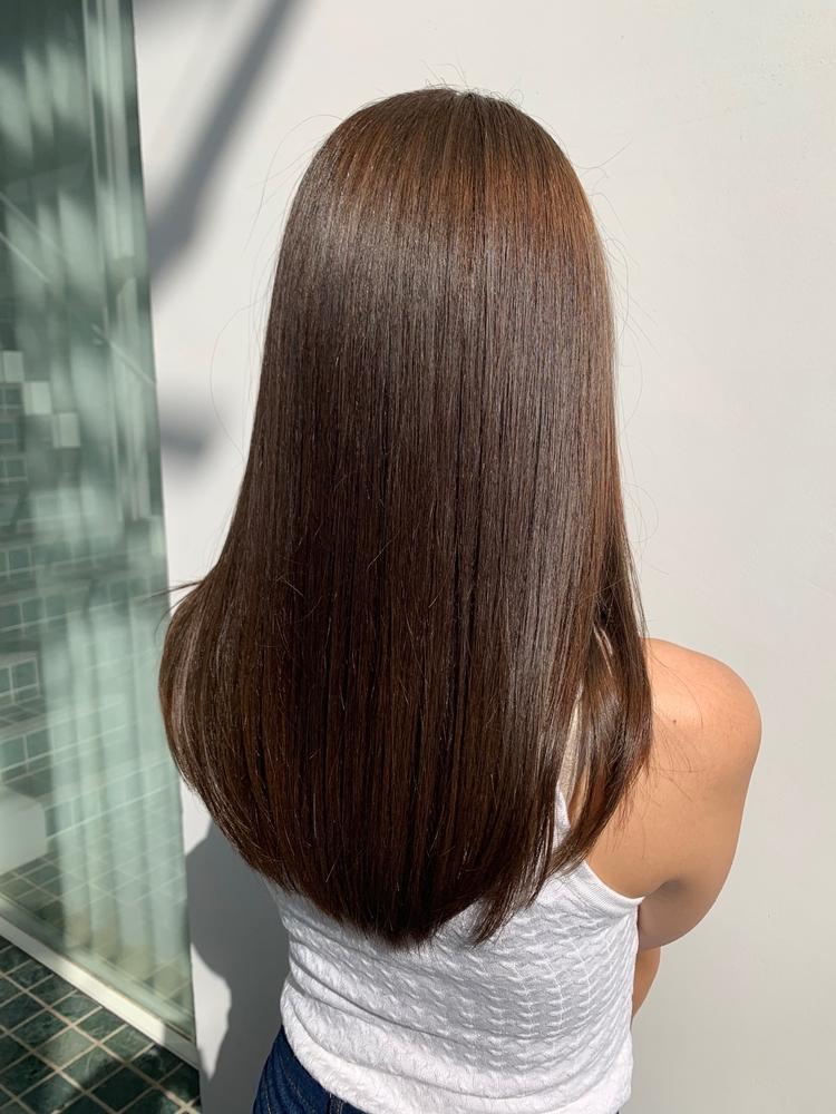 艶髪大人キレイ 今話題の髪質改善