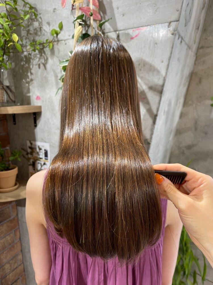 【わだロング】髪質改善サイエンスアクア