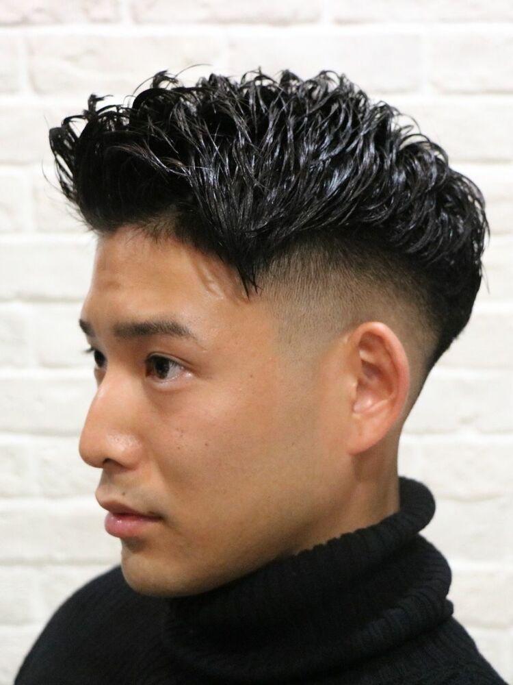 barber hair