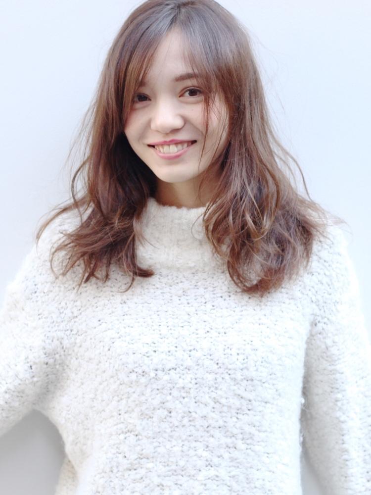 愛されクリアベージュミディ☆〈深味信也〉