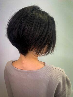 IG:yuzo_kawasakiで検索💫ショートボブ_ショートヘア