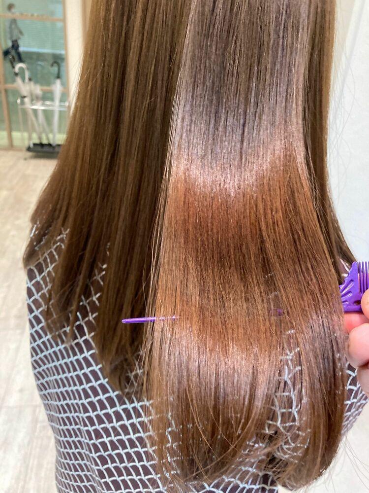 #イマヘア美髪改善 髪質改善