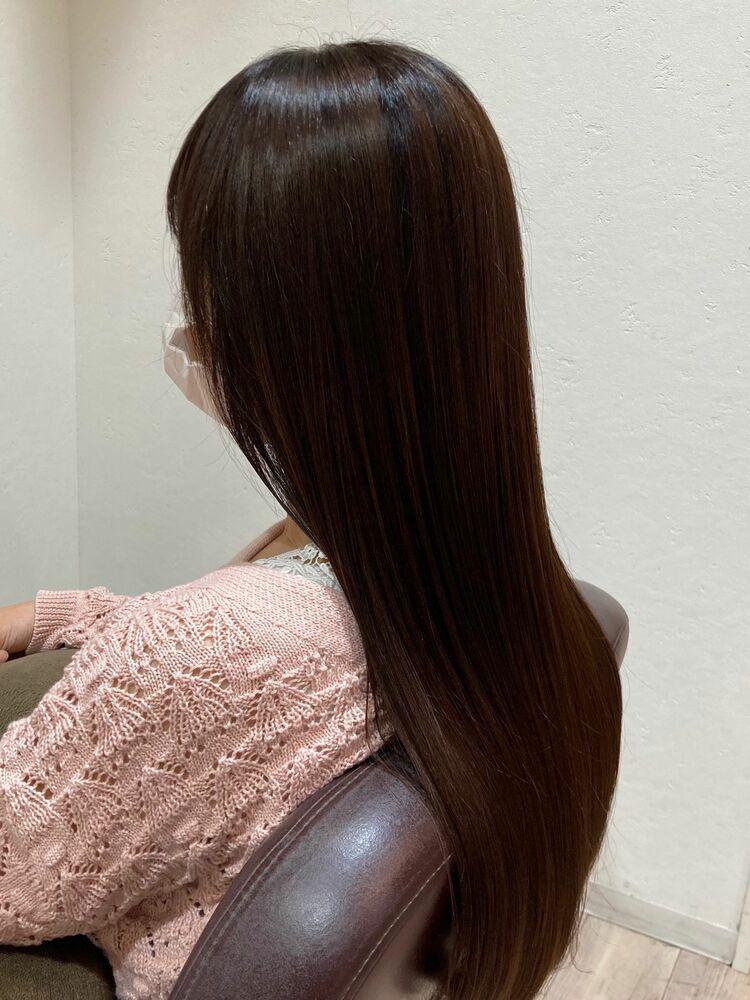 #イマヘア美髪改善 ちょーロング