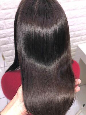 髪質改善サイエンスアクアトリートメント