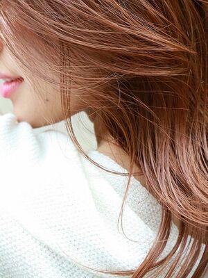 艶髪♪色気のあるロングブラウンヘア