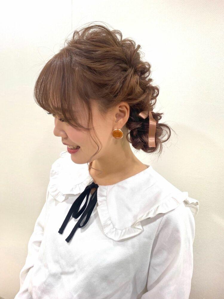 イベントやコンサートにおすすめ☆編み込みひつじヘア!