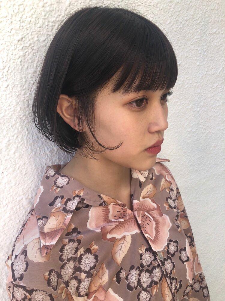 《 iki AOI  表参道 》ショートボブスタイル