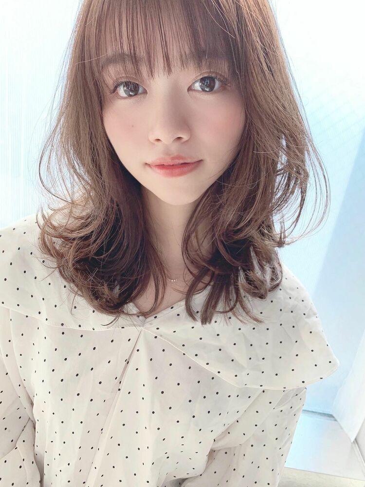 ミディアムひし形 アフロート自由が丘早川Instagram@ryusuke_h