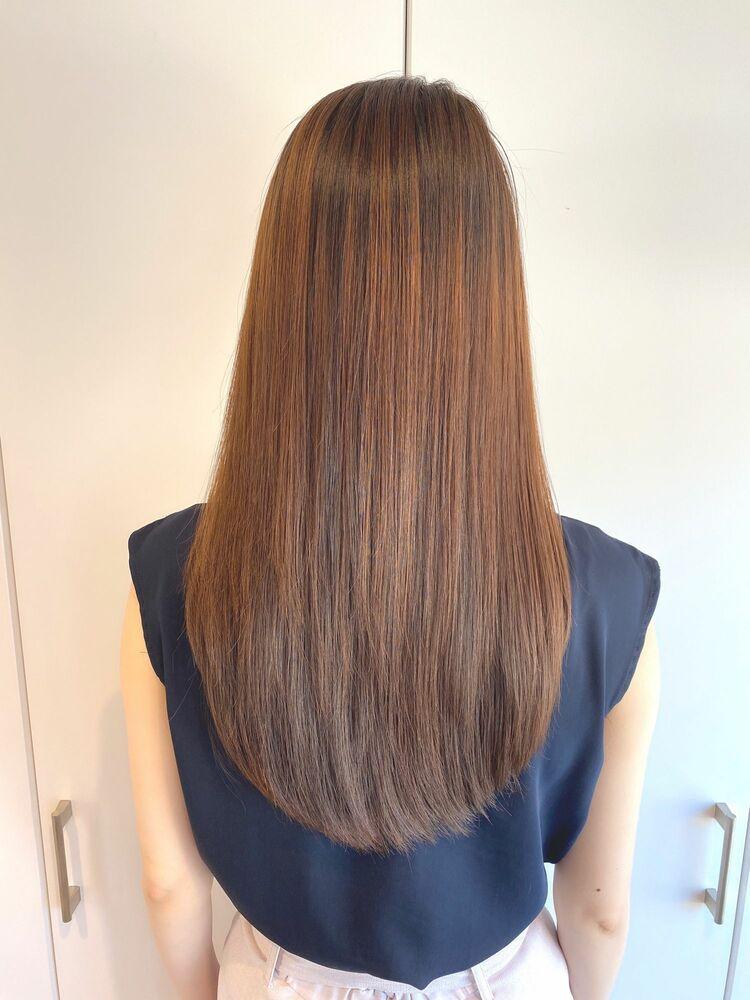 【髪質改善☆美髪】美髪エステトリートメント