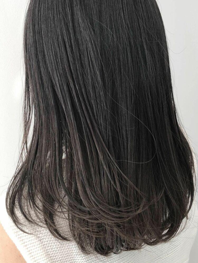 大人気の美髪カラー♪ダークベージュカラー
