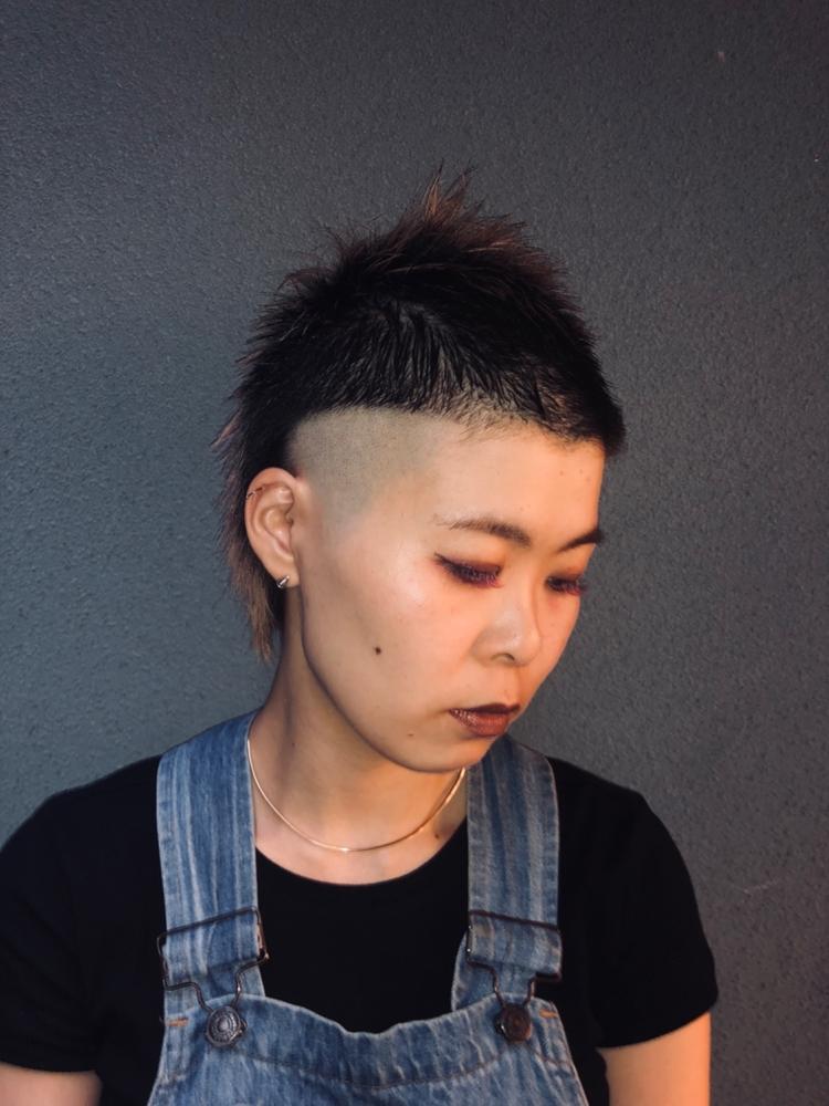 『assort tokyo』イルミナカラー ケアブリーチカラー  ハイトーンカラー トレンドカラー