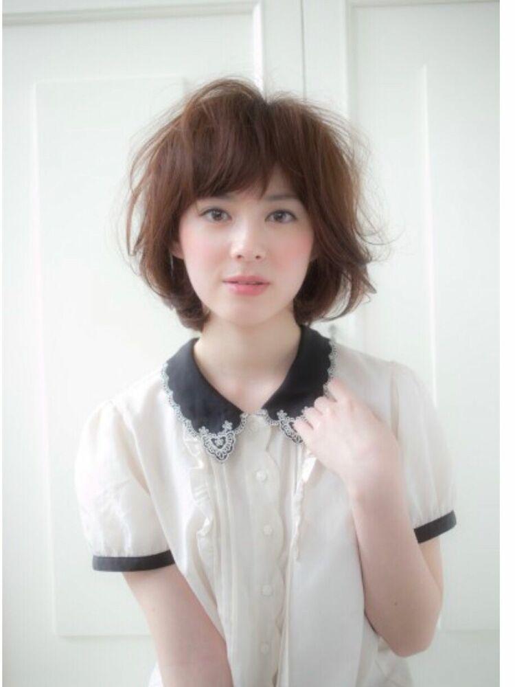 40代でもカットで髪の動きでヘアスタイルは変わりますよ