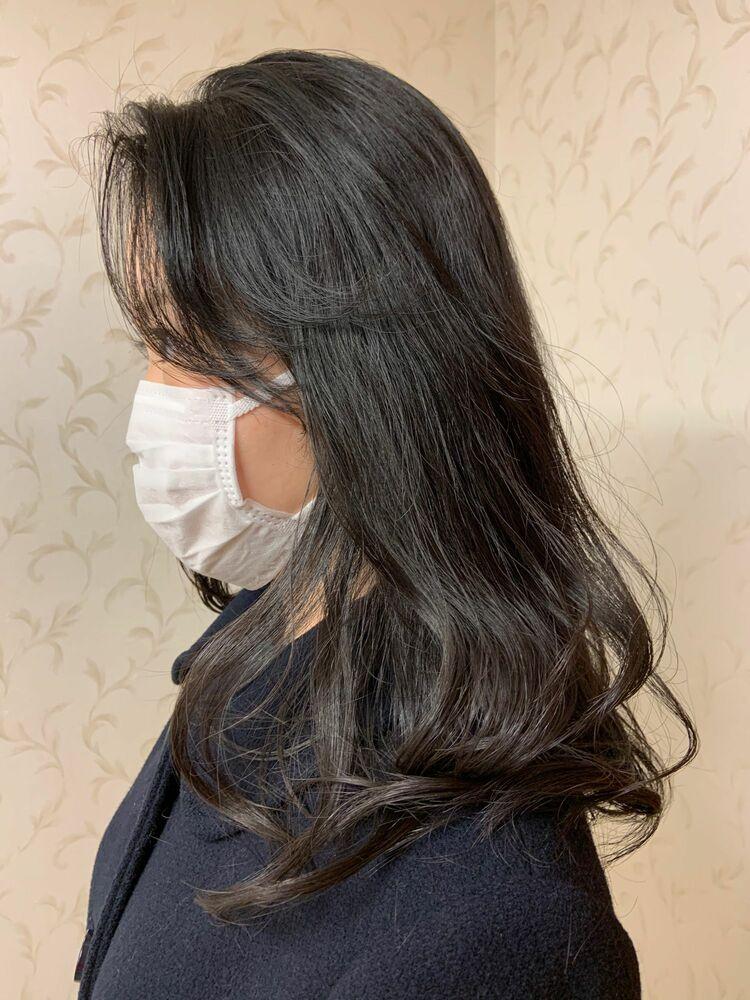 大人女子×美髪チャージ