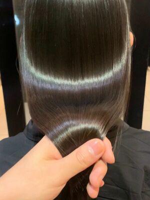 ツヤ感◎髪質改善トリートメントで作る圧倒的美髪♪