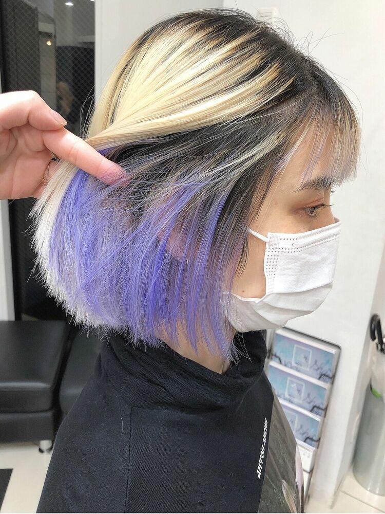 インナーブルーラベンダー☆