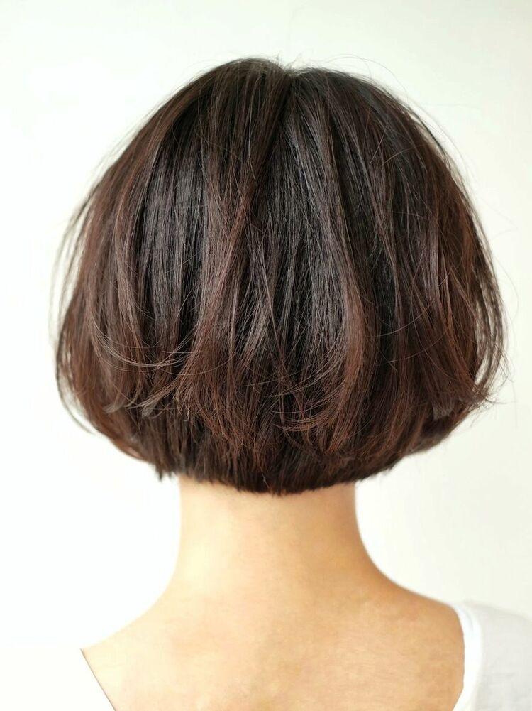 大人カジュアル☆上質ショート