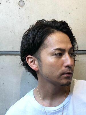 〜大人男性に似合うニュアンスウェーブ〜