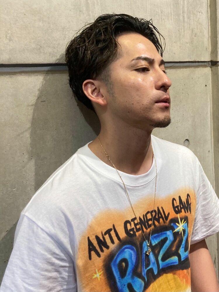 〜大人男性向けパーマスタイル〜