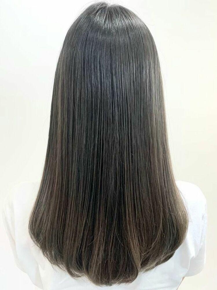 最新髪質改善☆酸性縮毛矯正
