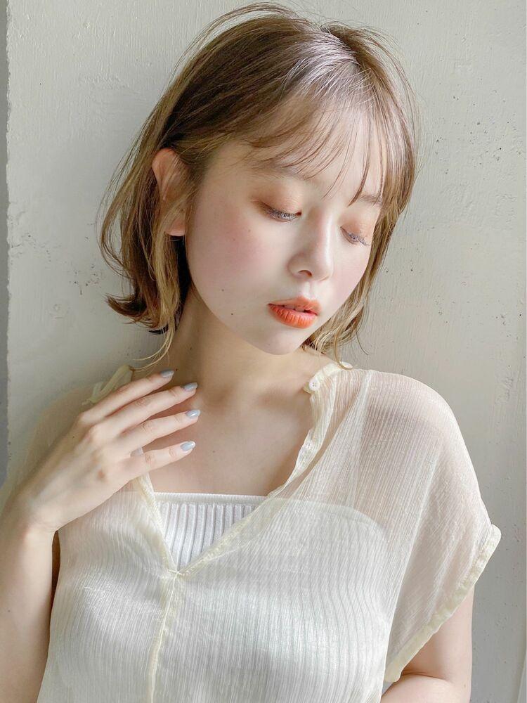 kyli表参道 イヤリングカラー