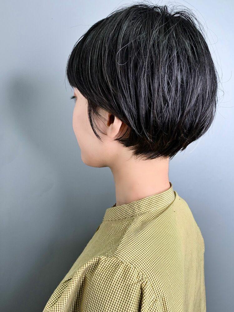 大人女性のためのショートヘア