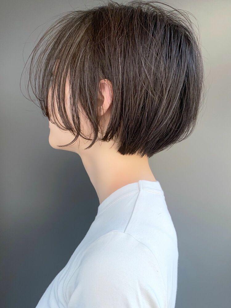 最高に可愛いショートヘア
