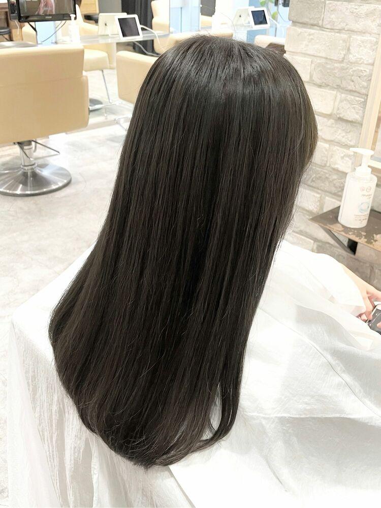 クセを伸ばせる髪質改善。ネオゼロアルカリ。