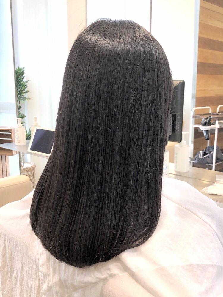 進化する髪質改善。ゼロアルカリ。