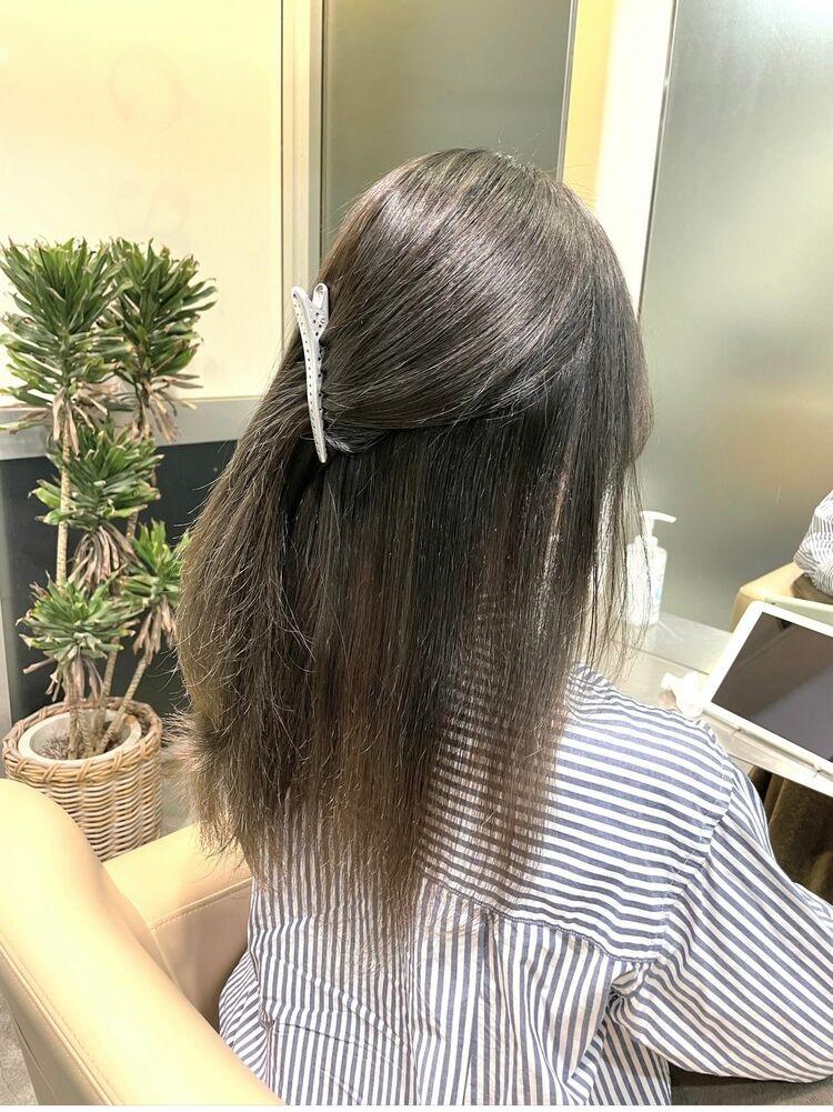 ダメージ毛の対処法
