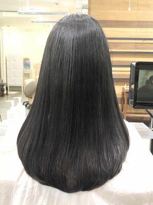 癖を伸ばせる髪質改善。ネオゼロアルカリ。