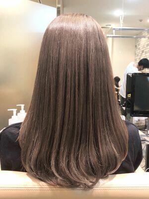 縮毛矯正から髪質改善へ