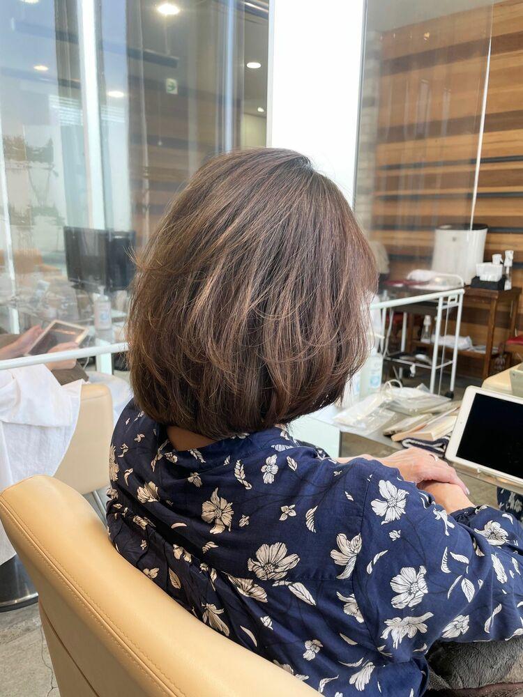 柔らかな美髪矯正
