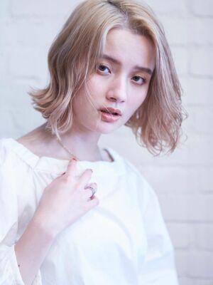 《ささきまさき》『髪質改善カット』+ハイトーンボブ