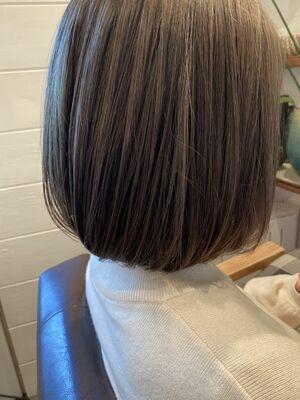 《ささきまさき》『髪質改善カット』×ブリーチなしでも透ける髪