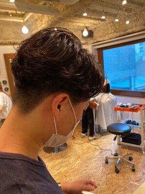 《ささきまさき》『髪質改善カット』+シスキュアパーマ