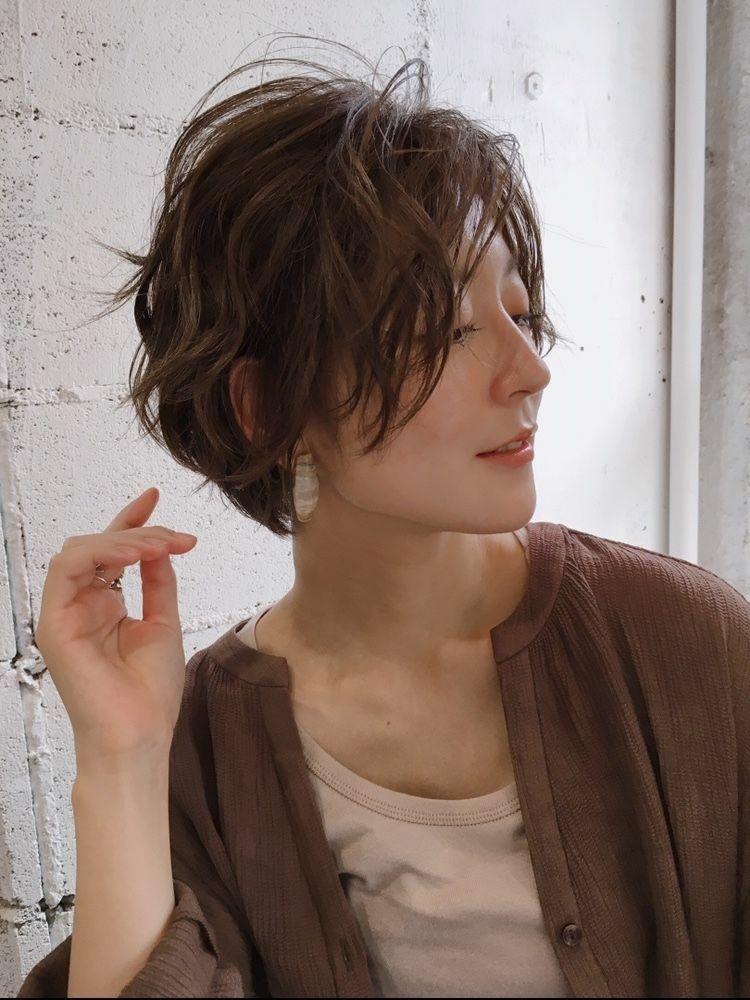 デパール表参道 松波秀佳 大人可愛いふわゆるヘア