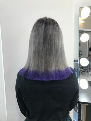 SHACHU KONNO 裾カラー