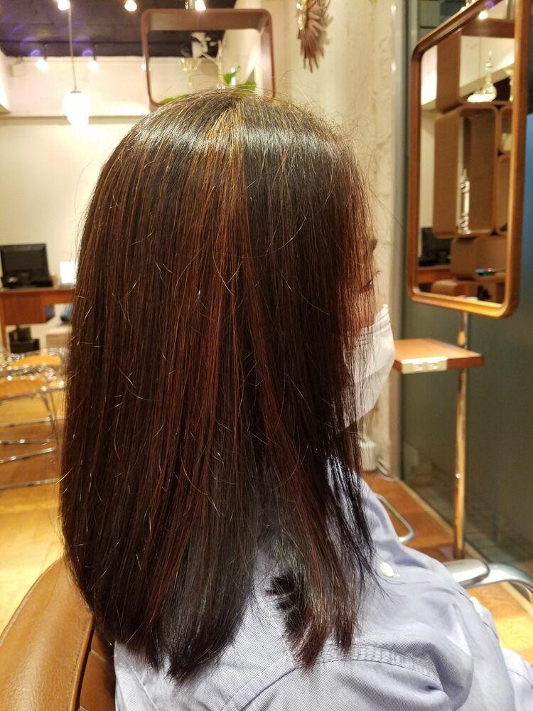 50代ヘナカラー、髪の健康を大事に